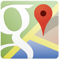 bali web design on google map